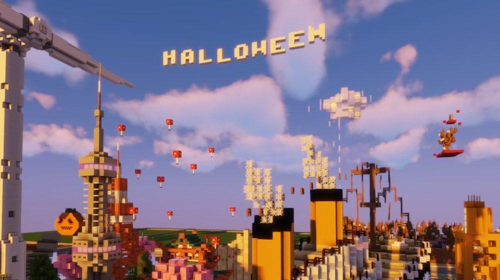 Minecraft weddstrijd
